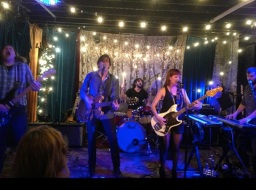 2. Sharing the stage at 3rd and Lindsley with Phosphorescent (May 2013 The Basement Photo Cred Amanda Ramsey)