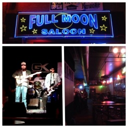 Full Moon ::: My friend Tony Martinez is a recent Nashville transplant from Phoenix, Arizona. He's a honkytonker through and through and we (Julia, Matt and me) had the chance to make the necessary pilgrimage to Broadway to see him play a graveyard shift at a club. I'd only heard him play before with a friend's band, not as a lead man. It's safe to say that all of us were pretty blown away by his bad-ass-ness....and remember, we're all jaded musicians/music industry people, we usually hate music all together. ;)