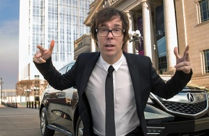 Acura, ELS Studio Premium Audio presents Ben Folds at the Scherm