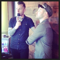 Interview with MTV's Rock The Vote!
