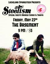 steelism-poster