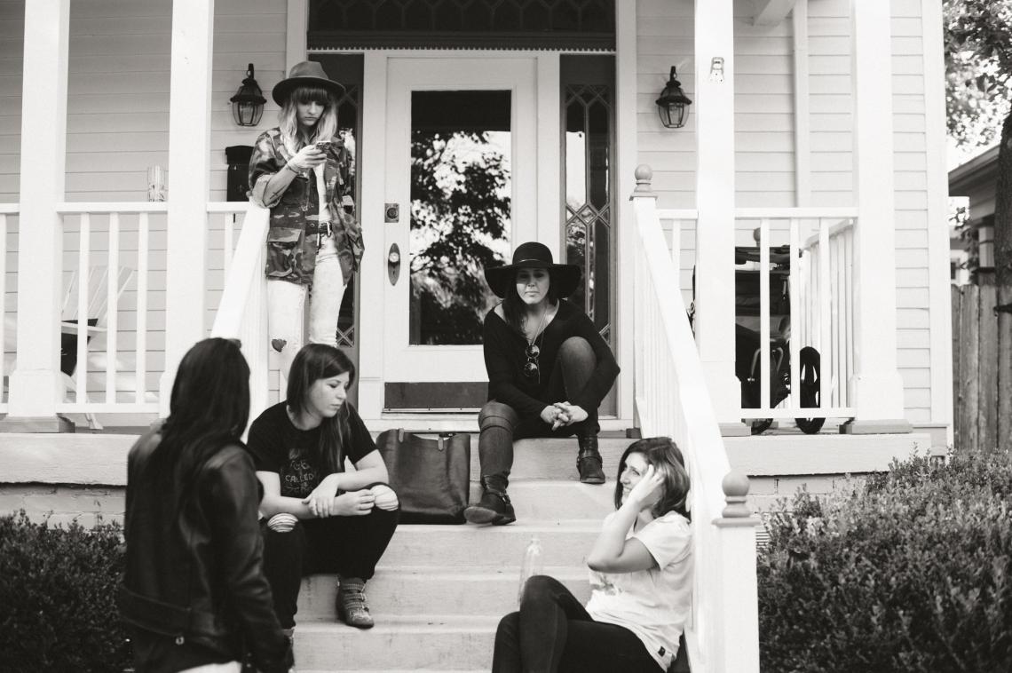 Jessica Maros for Lockeland Springsteen x Madewell