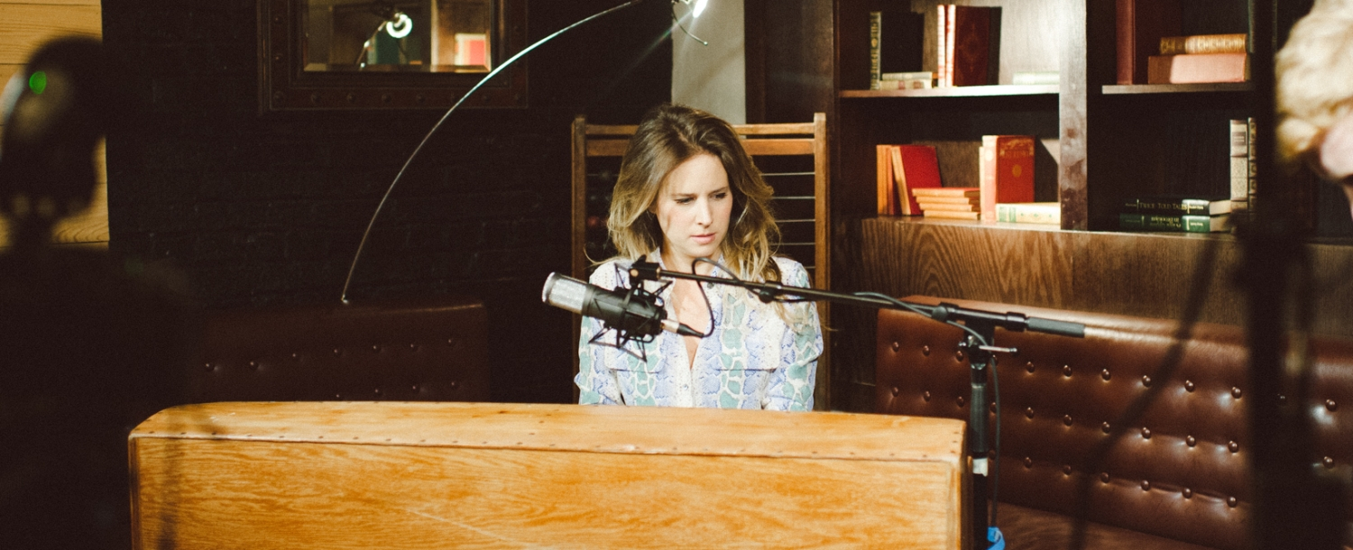THE UNLOCKED SESSIONS /// LUCIE SILVAS