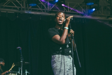 Shamir at The Other Tent on Friday