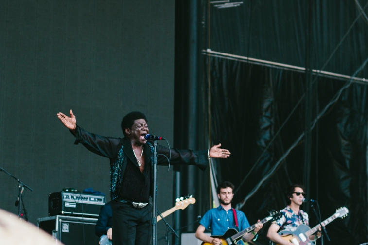 Charles Bradley at What Stage on Sunday