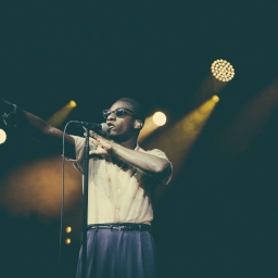Established man of the hour Leon Bridges