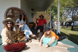Blackfoot Gypsies, Pilgrimage