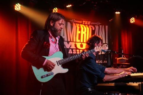 Brian Wright, Americanafest